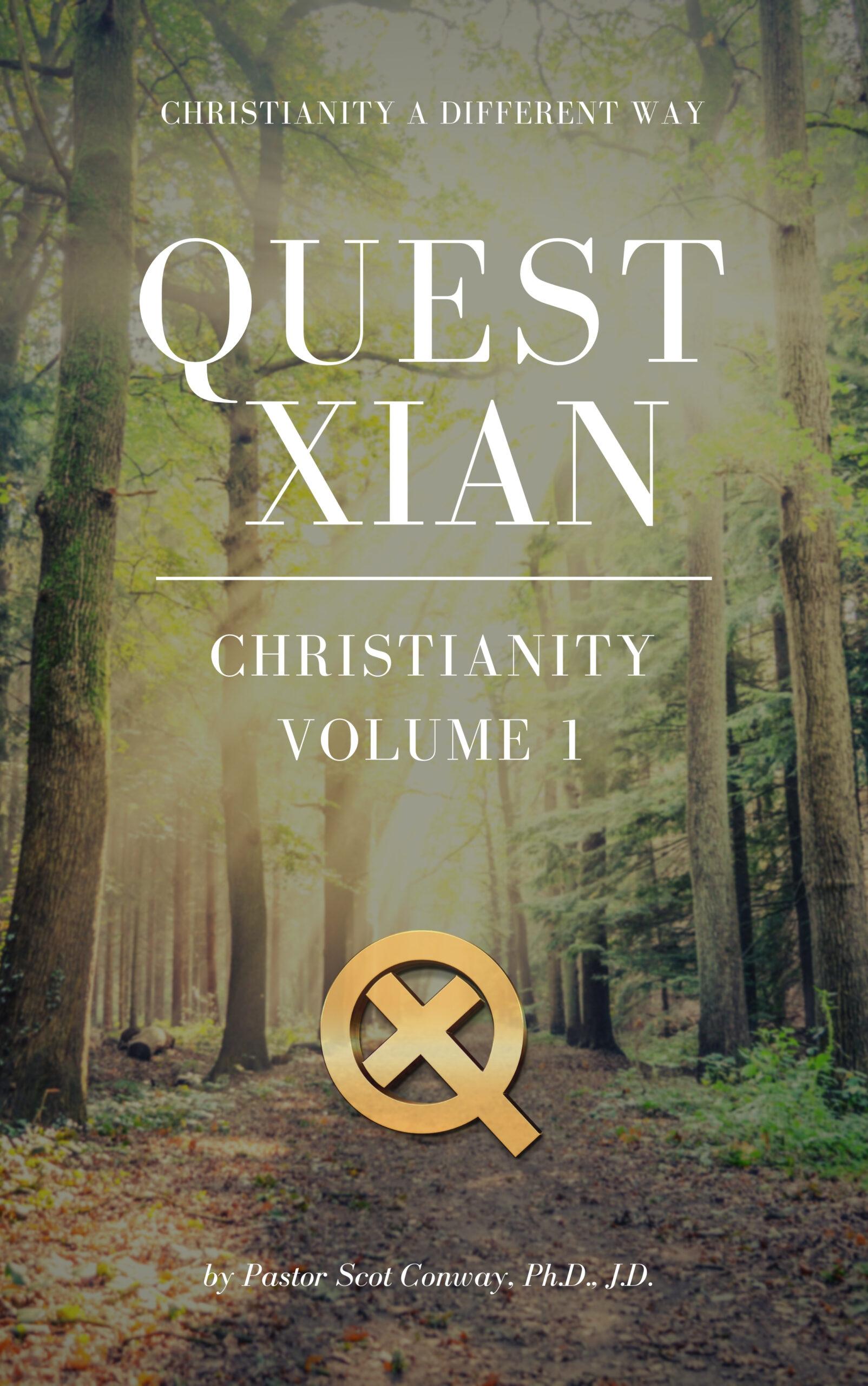 Quest Xian 1 Cover